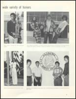 1974 Escambia County High School Yearbook Page 94 & 95