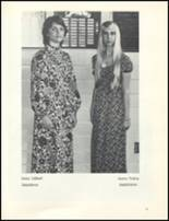 1974 Escambia County High School Yearbook Page 96 & 97