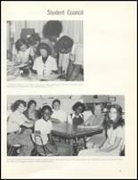 1974 Escambia County High School Yearbook Page 98 & 99