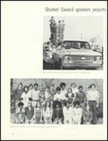 1974 Escambia County High School Yearbook Page 100 & 101