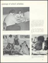 1974 Escambia County High School Yearbook Page 102 & 103