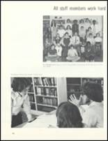 1974 Escambia County High School Yearbook Page 104 & 105
