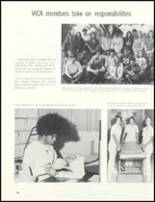 1974 Escambia County High School Yearbook Page 108 & 109