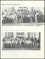 1974 Escambia County High School Yearbook Page 110 & 111