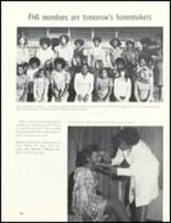 1974 Escambia County High School Yearbook Page 112 & 113