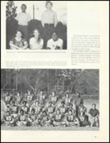 1974 Escambia County High School Yearbook Page 124 & 125