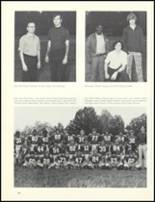 1974 Escambia County High School Yearbook Page 126 & 127