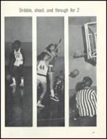 1974 Escambia County High School Yearbook Page 136 & 137