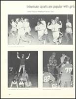 1974 Escambia County High School Yearbook Page 142 & 143