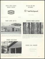 1974 Escambia County High School Yearbook Page 150 & 151