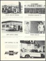 1974 Escambia County High School Yearbook Page 154 & 155