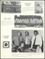 1974 Escambia County High School Yearbook Page 158 & 159