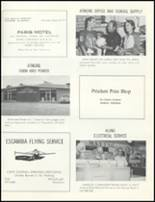 1974 Escambia County High School Yearbook Page 170 & 171