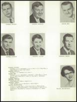 1955 Hayward High School Yearbook Page 16 & 17