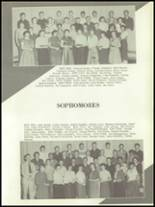 1955 Hayward High School Yearbook Page 30 & 31