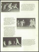 1955 Hayward High School Yearbook Page 44 & 45