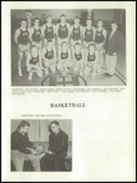 1955 Hayward High School Yearbook Page 48 & 49
