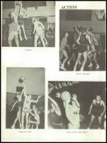 1955 Hayward High School Yearbook Page 52 & 53