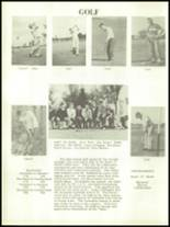 1955 Hayward High School Yearbook Page 54 & 55