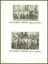 1955 Hayward High School Yearbook Page 70 & 71