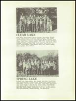 1955 Hayward High School Yearbook Page 72 & 73