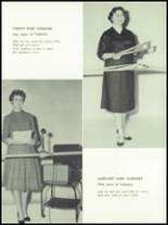 1961 Visitation Academy Yearbook Page 22 & 23