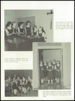 1961 Visitation Academy Yearbook Page 32 & 33