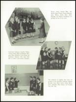 1961 Visitation Academy Yearbook Page 34 & 35