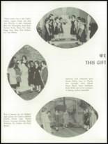 1961 Visitation Academy Yearbook Page 36 & 37