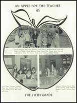 1961 Visitation Academy Yearbook Page 38 & 39
