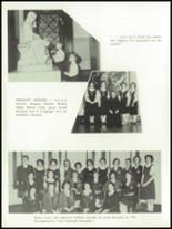 1961 Visitation Academy Yearbook Page 46 & 47