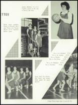 1961 Visitation Academy Yearbook Page 54 & 55