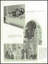 1961 Visitation Academy Yearbook Page 58 & 59