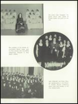 1961 Visitation Academy Yearbook Page 62 & 63
