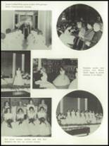 1961 Visitation Academy Yearbook Page 68 & 69