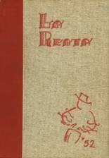 1952 Yearbook Albuquerque High School