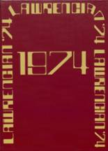 1974 Yearbook Lawrence High School