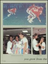 1988 Olympic High School Yearbook Page 10 & 11
