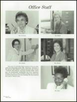 1988 Olympic High School Yearbook Page 72 & 73