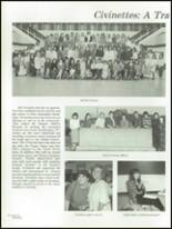 1988 Olympic High School Yearbook Page 106 & 107