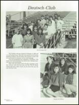 1988 Olympic High School Yearbook Page 116 & 117