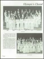 1988 Olympic High School Yearbook Page 128 & 129