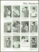 1988 Olympic High School Yearbook Page 136 & 137