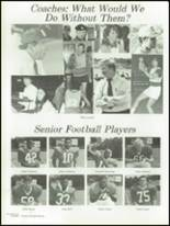 1988 Olympic High School Yearbook Page 140 & 141