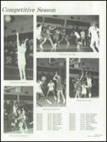 1988 Olympic High School Yearbook Page 156 & 157