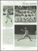 1988 Olympic High School Yearbook Page 160 & 161
