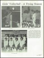 1988 Olympic High School Yearbook Page 164 & 165