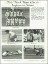 1988 Olympic High School Yearbook Page 166 & 167
