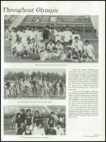 1988 Olympic High School Yearbook Page 182 & 183