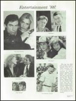 1988 Olympic High School Yearbook Page 190 & 191